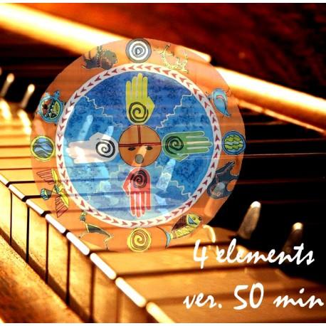 4 ELEMENTS VER. PIANO 50 MINUT
